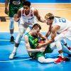 Lietuvos 20-mečiai krepšininkai Europos čempionate finišavo devinti