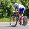 Šalies dviračių plento čempionate – A. Trebaitės ir I. Konovalovo pergalės