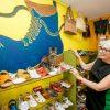 Avalynės parduotuvėje – žaliaakis talismanas