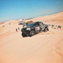 Dakaro ralio euforija: ar tikrai visur?