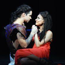 """Paskutinis sezono akordas – šimtoji """"Aida"""""""