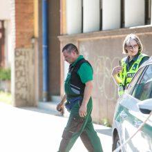 Aiškinsis, kas kaltas dėl Žaliakalnio funikulieriaus avarijos
