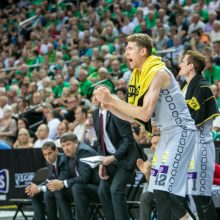 """""""Žalgirio"""" krepšininkai palaužė vilniečius ir apgynė LKL čempionų titulą"""