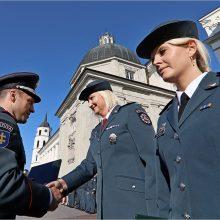 L. Pernavas pasisakė apie policijos reformą: dar yra kur tobulėti