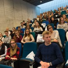 KTU ekspertai kvies brandos egzaminams pasiruošti be streso