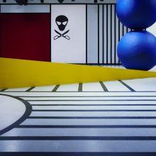 2017 m. podiumo estetiką įkvėpė Bauhauso dvasia, scenografija – Rūtos Bagdzevičiūtės.