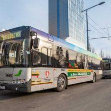"""150 naujų autobusų Vilniui pateiks Lenkijos """"Solaris"""""""