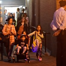Londone penki daugiabučiai evakuoti dėl gaisrų pavojaus