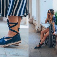 Trys moteriškų batų tipai, praversiantys per atostogas