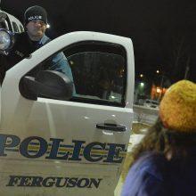 Fergusono baltaodžio policininko neteis