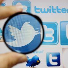 """""""Twitter"""" pradeda kovą su """"neapykantos"""" ir """"įžeidžiančio"""" turinio žinutėmis"""