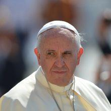 Popiežius atgaivino pedofilijos tyrimo komisiją