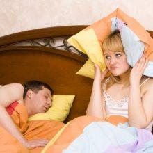 Dažnas šlapinimasis naktimis gali būti ne prostatos, bet knarkimo problema