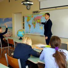 Ko reikia, kad mokytojo profesija taptų prestižine?