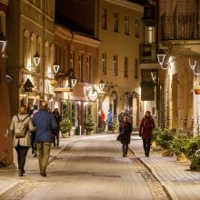 Tyrimas: kiek reikia uždirbti, norint oriai gyventi Vilniuje?