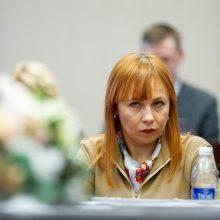 Kitą savaitę paaiškės, ar ministrė J. Petrauskienė turės atsistatydinti