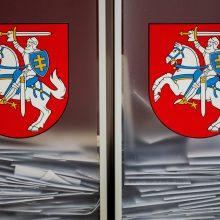 Prezidentūra: rinkimų komitetų sistema išsikreipė, reikia keisti