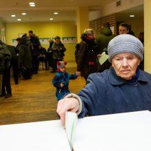 VRK tvirtins rinkimų rezultatus dalyje savivaldybių