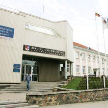 Pritarta Šiaulių universiteto prijungimui prie Vilniaus universiteto