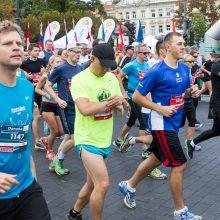 """Prasidėjo """"Danske Bank Vilniaus maratono"""" renginiai"""