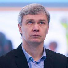 Buvęs LRT vadovas R. Paleckis apie brolio suėmimą: man buvo šokas