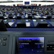 Siūloma nauja Europos Parlamento sudėtis po 2019-ųjų rinkimų