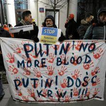 S. Skvernelis: po Rusijos agresijos Lietuva privalo ir toliau remti Ukrainą
