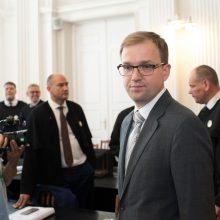 V. Gapšys prašo teismo panaikinti ribojimus išvykti iš šalies