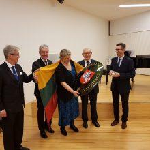 Suomijoje darbą pradėjo nauja Lietuvos garbės konsulė