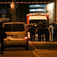 Strasbūro šaulys – nukautas: krito gatvėje, kai atsišaudė į pareigūnus