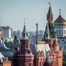 """JAV skelbia naujas sankcijas Rusijai dėl apnuodijimo """"Novičiok"""""""
