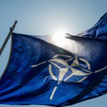Prie NATO priešakinių pajėgų bataliono prisijungė Islandija