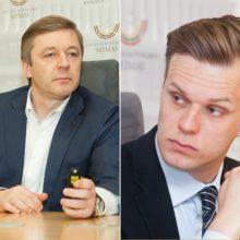 """""""Valstiečiai"""" už smūgį R. Karbauskiui skolingi neliko – apskundė konservatorius"""
