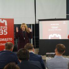Vilnius mąsto apie sportą: žvaigždėms užauginti reikia daugiau infrastruktūros