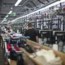 Baltijos šalyse pramonės produkcija per metus mažiausiai pabrango Lietuvoje