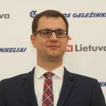 """M. Bartuška: atstovybė Lenkijoje rodo """"Lietuvos geležinkelių"""" posūkį į Vakarus"""