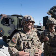 Baltijos šalys prašo stiprinti NATO batalionus