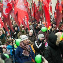 Daugėja lietuvių, kuriems svarbus valstybės atkūrimo minėjimas