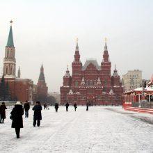 Rusijos atsakas Lietuvai: paskelbs nepageidaujamų lietuvių sąrašą