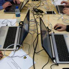 Lietuvos valstybės institucijos naudoja rusišką programinę įrangą