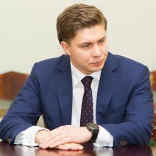 Ūkio ministras žada atsistatydinti, jeigu socialdemokratai pasitrauks iš koalicijos