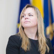 """Buvusi Vyriausybės kanclerė M. Dargužaitė vadovaus """"Northern Horizon"""""""