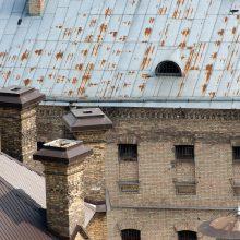 Lukiškių kalėjime sulaikyti du kyšininkavimu įtariami pareigūnai