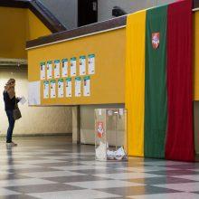 Būsimiems rinkimams rengiamasi didinti kandidatų išlaidų limitus