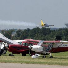 Lietuvos kariuomenė ramina dėl aerodromo susirūpinusius Šilutės aviatorius