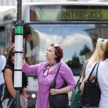 Pokyčiai Vilniaus viešajame transporte – nuo rugsėjo 1-osios