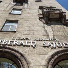 Patikslino: sąskaitas už 10 tūkst. eurų J. Tapinienė pateikė liberalams