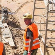 Globos namų valgyklos statybų mįslės: neaišku, kur panaudoti 200 tūkst. eurų