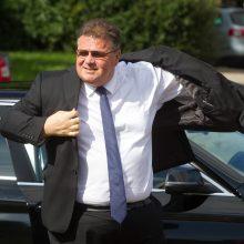 Užsienio reikalų ministras vieši Ukrainoje