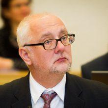 Buvęs švietimo ministras rėžė mokytojams: išsipraus, nes pašvinkę, ir nesmirdės